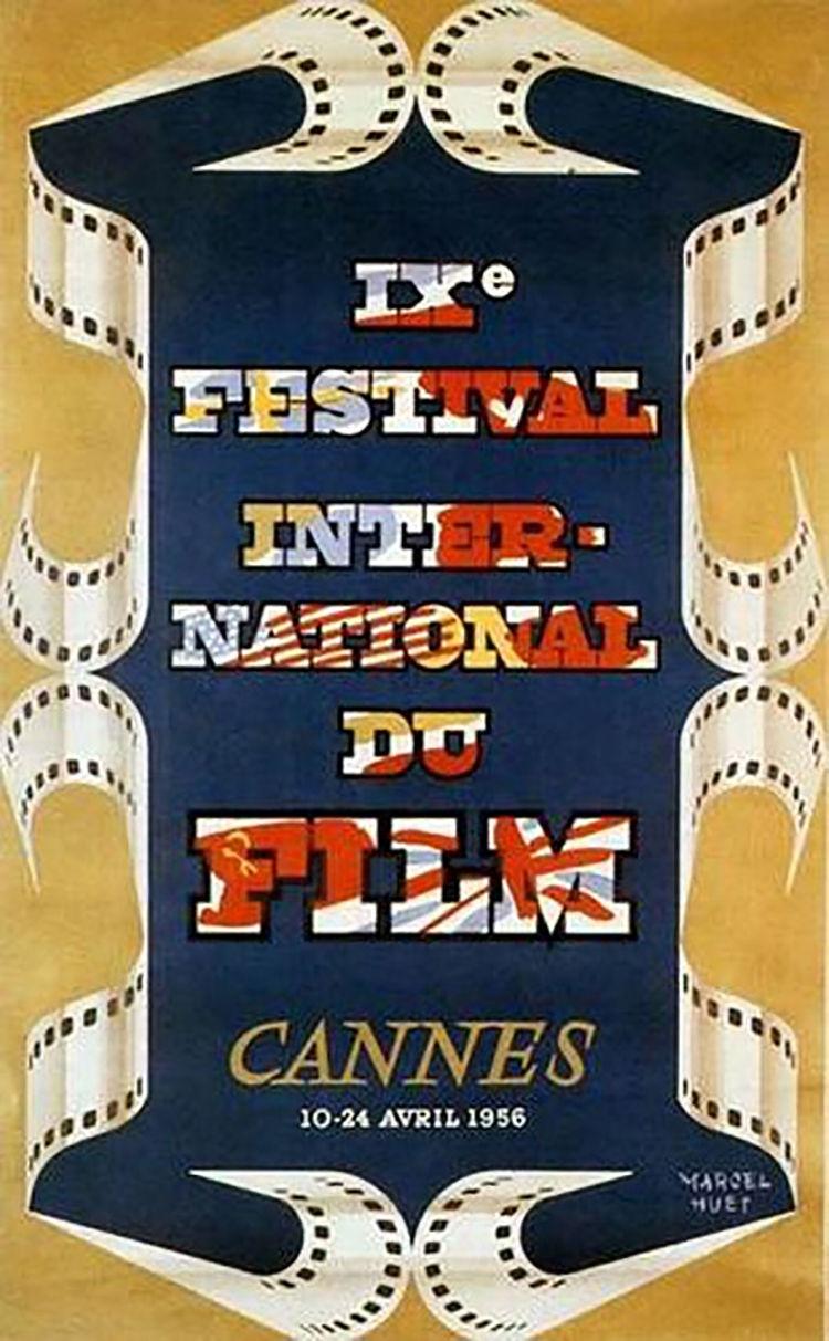 les meilleures affiches du festival de cannes - ciné guide - le blog