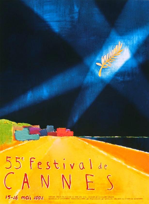 affiche du festival de cannes 2002