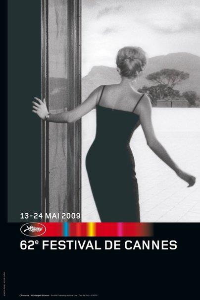 affiche du festival de cannes 2009